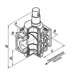 Фильтр ФН 1-6М фл.