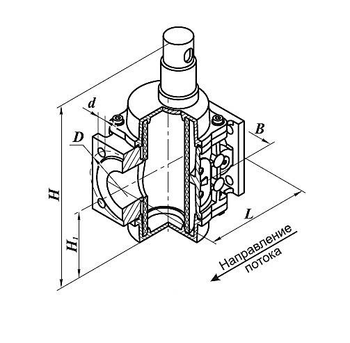 Фильтр ФН 2-2М фл.