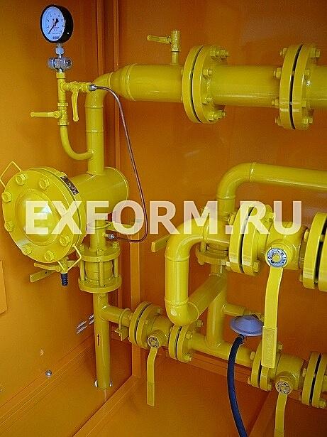 УГРШ - 50Н-2-ЭК с электрообогревом